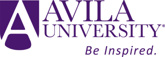 Avila University and Be Inspired in purple